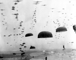 Paratroopers of the First Allied Airborne Army