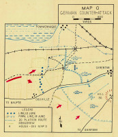 German Counter Attack