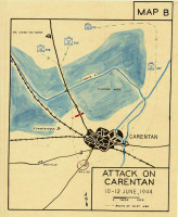 Attack on Carentan